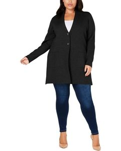 Charter Club Women's  Long Sleeve Blazer